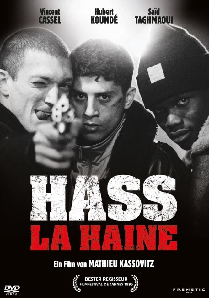 Hass - La Haine (1995) (Single Edition)