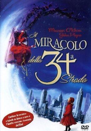 Il miracolo della 34a strada - (Versione originale e ricolorata) (1947)