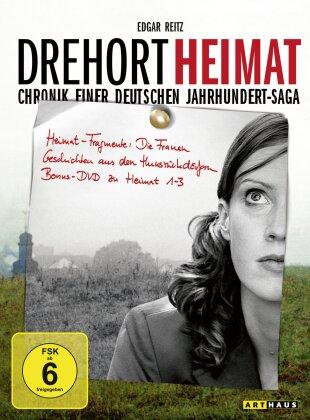 Drehort Heimat - Chronik einer deutschen Jahrhundert-Saga (3 DVD)