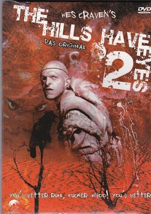 The hills have eyes 2 (1984) (Digipack, Uncut)