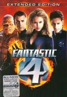 Fantastic Four (2005) (Extended Edition, 2 DVDs)