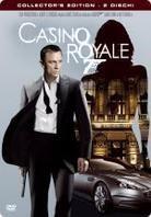 James Bond: Casino Royale (2006) (Collector's Edition, Steelbook, 2 DVD)