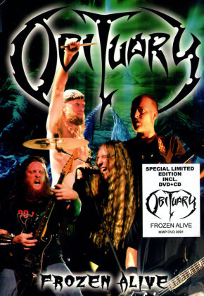Obituary - Frozen Alive (Limited Edition, DVD + CD)