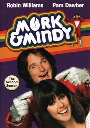 Mork & Mindy - Season 2 (4 DVDs)