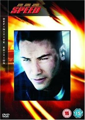 Speed (1994) (Definitive Edition, 2 DVDs)