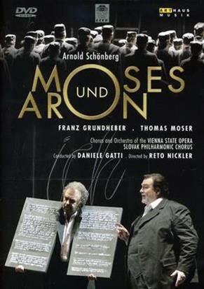 Orchestra of the Teatro Real Madrid, Daniele Gatti, … - Schönberg - Moses und Aron