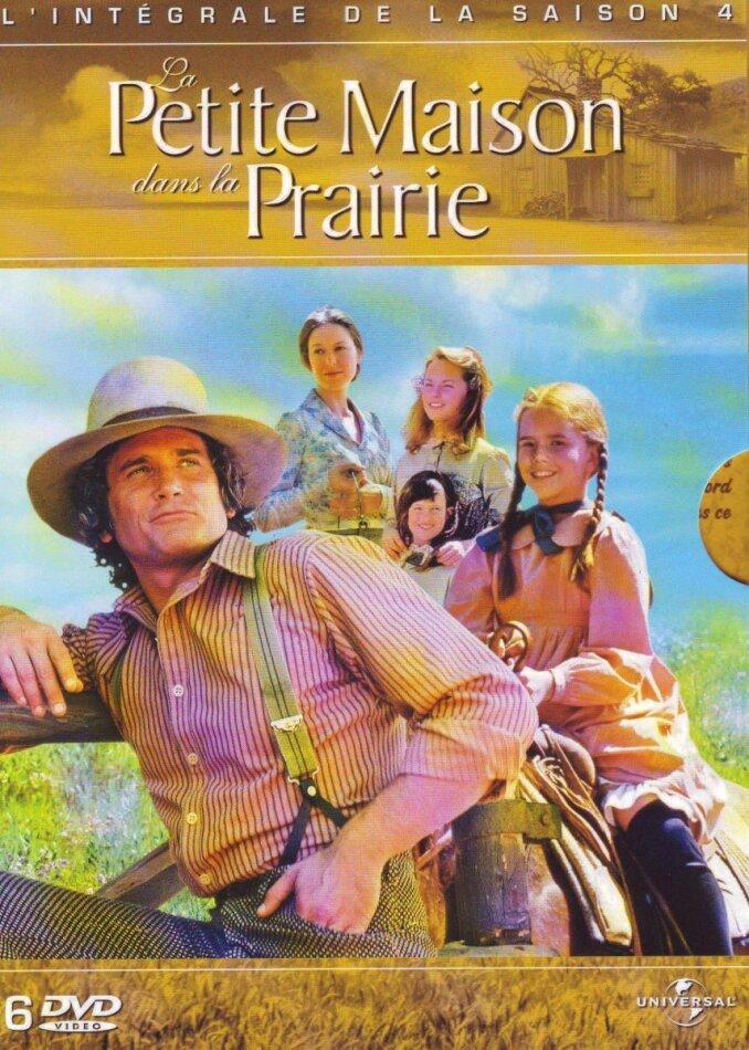 La petite maison dans la prairie - Saison 4 (6 DVD)