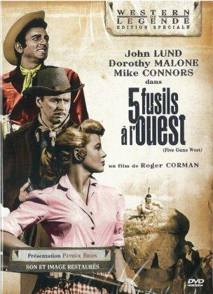 5 fusils à l'Ouest (1955) (Western de Légende, Special Edition)