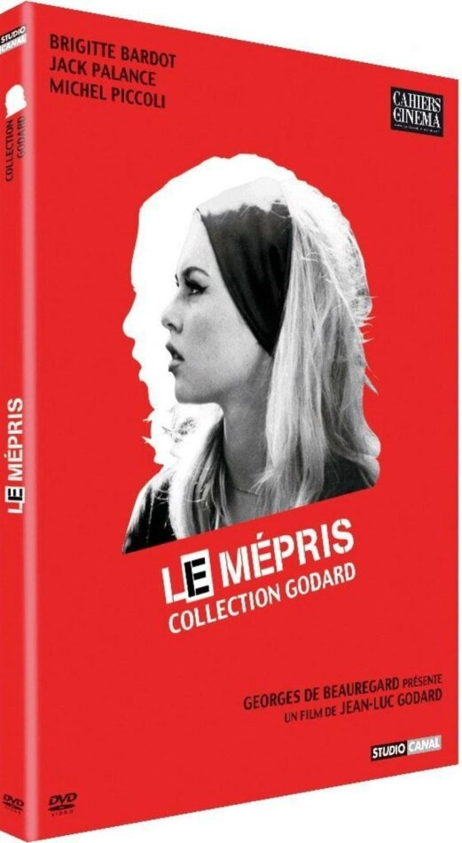 Le mépris (1963) (Collection Godard)
