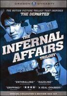 The Infernal Affairs Trilogy (3 DVD)