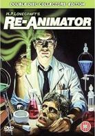 Re-Animator (1985) (Collector's Edition, 2 DVDs)