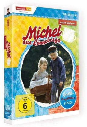 Michel aus Lönneberga - Spielfilm Edition (Studio 100, 3 DVDs)