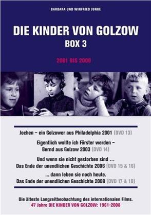 Die Kinder von Golzow - Box 3 (6 DVDs)