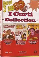 I Corti Collection (Box, 3 DVDs)