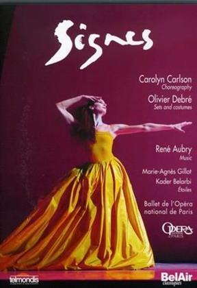 Ballet National De Paris & Rene Aubry - Signes (Bel Air Classiques)