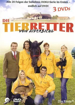 Die Tierretter von Aiderbichl - Die komplette Staffel (3 DVDs)