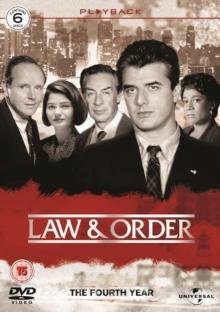 Law & Order - Season 4 (6 DVDs)