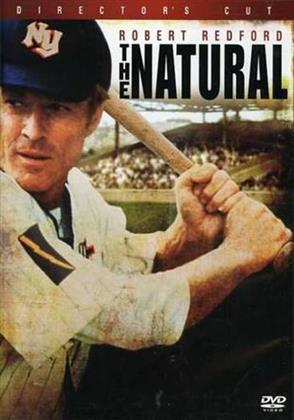 The Natural (1984) (Director's Cut, Unrated, 2 DVD)