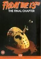 Friday the 13th - Part 4 - The final chapter (1984)