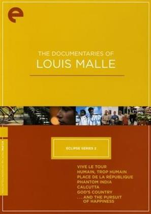 The Documentaries of Louis Malle (Criterion Collection, 6 DVD)