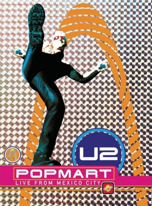 U2 - Popmart Live from Mexico City (Deluxe Edition, 2 DVD)