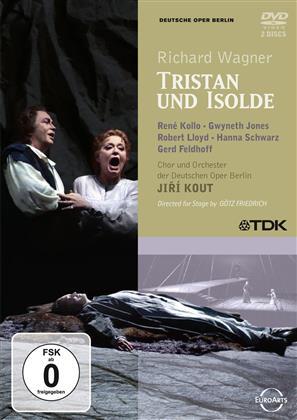 Richard Wagner (1813-1883) - Tristan & Isolde (2 DVDs)