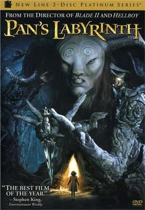 Pan's Labyrinth (2006) (Special Edition, 2 DVDs)