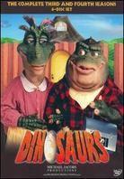 Dinosaurs - Seasons 3 & 4 (4 DVDs)