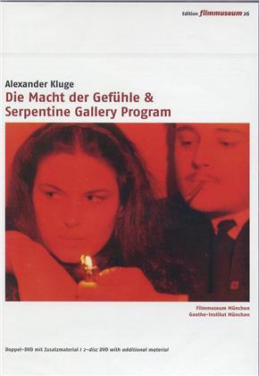 Die Macht der Gefühle & Serpentine Gallery (Trigon-Film, 2 DVDs)