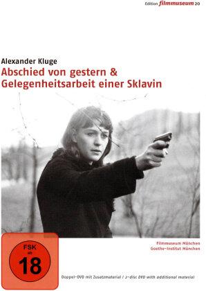 Abschied von gestern & Gelegenheitsarbeit einer Sklavin (Trigon-Film, 2 DVDs)