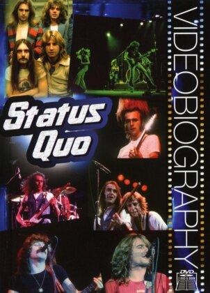Status Quo - Videobiography (2 DVDs + Book)