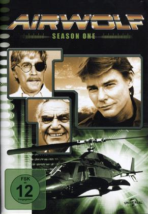 Airwolf - Staffel 1 (3 DVDs)