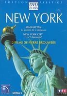 New York - Manhattan / New York City - DVD Guides (Deluxe Edition, 2 DVDs)