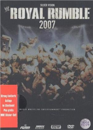 WWE: Royal Rumble 2007 (Edizione Limitata, Steelbook)