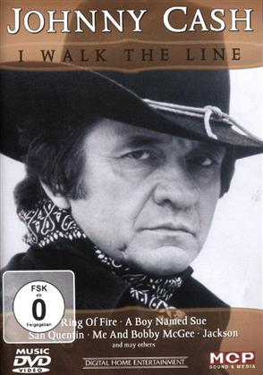 Johnny Cash - I walk the line (Inofficial)
