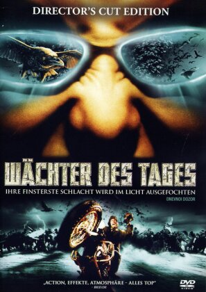 Wächter des Tages - Day Watch (2006) (Director's Cut)