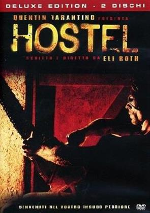 Hostel (2005) (Deluxe Edition, 2 DVDs)
