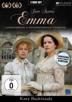 Jane Austen's Emma - (Langfassung und internationale Fassung) (1996) (2 DVDs)
