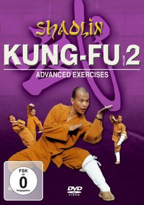 Shaolin Kung Fu - Volume 2 - Advanced Exercises