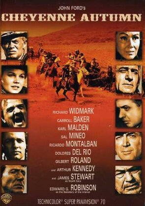Cheyenne Autumn (1964) (Remastered)