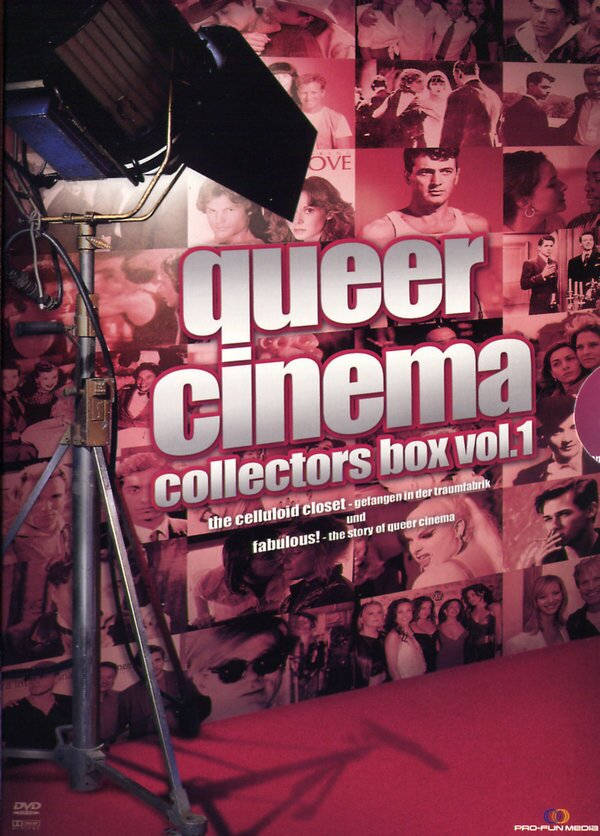 Queer Cinema 1 (Box, Collector's Edition, 2 DVDs)