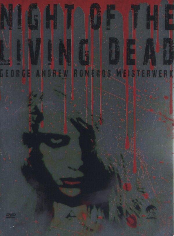 Night of the Living Dead (1968) (Steelbook, 2 DVDs)