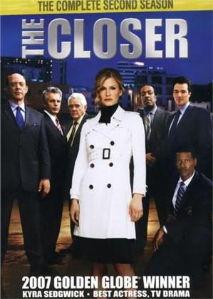 The Closer - Season 2 (4 DVDs)