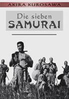 Die Sieben Samurai (1954) (Steelbook)