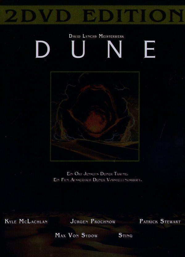 Dune - Der Wüstenplanet - (Steelcase 2 DVDs) (1984)