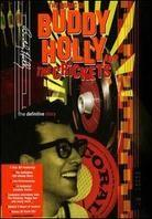 Buddy Holly & The Crickets - The definitive story (Limited Edition, DVD + CD)