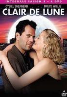 Clair de lune - Saison 4 (4 DVDs)