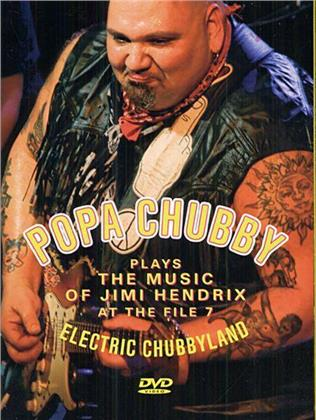 Chubby Popa - Electric Chubbyland