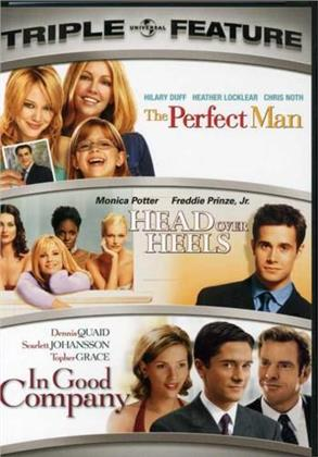 Perfect man / Head over heels / In good company (2 DVDs)