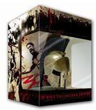 300 - Limited Collector's Edition (2 DVDs + Buch + Helm) (2006)